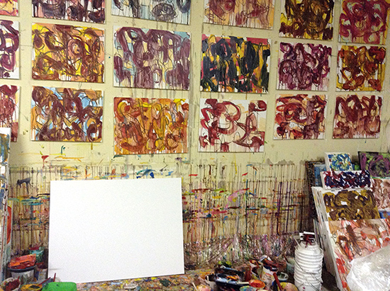 Tim Rechner's Studio- Painter8